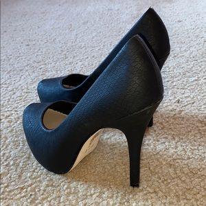 black snake pumps